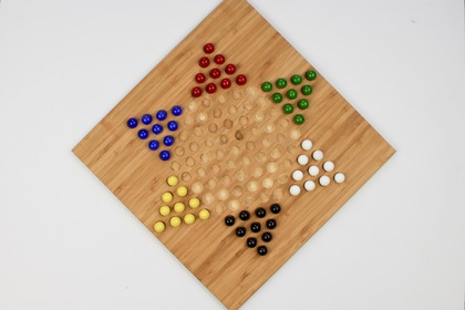Chinese checkers game 1
