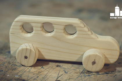 1540035038 diy wooden toy car 1
