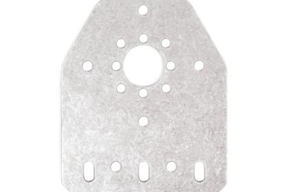1 flat universal motor bracket  18412.1546891147