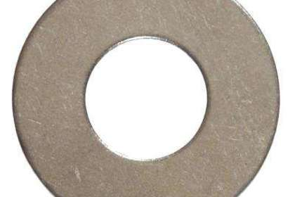 The hillman group flat washers 2231 64 400 compressed