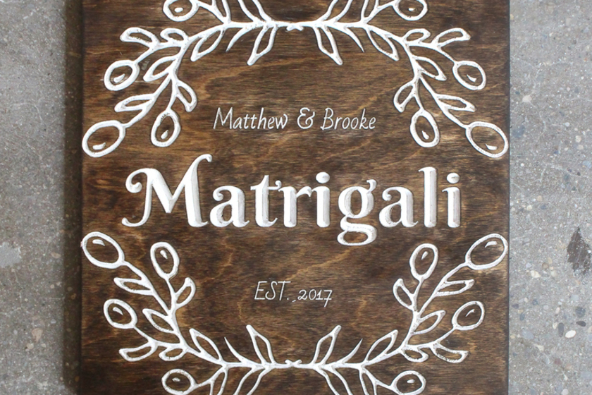 Matrigali sign