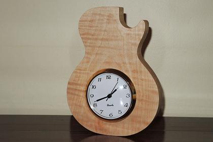 Guitarclock