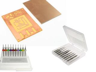 PCB Milling Bits