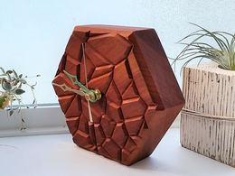 Voronoi clock   eric pavey