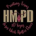 HM Print & Design Wayne Hesler-Mondore