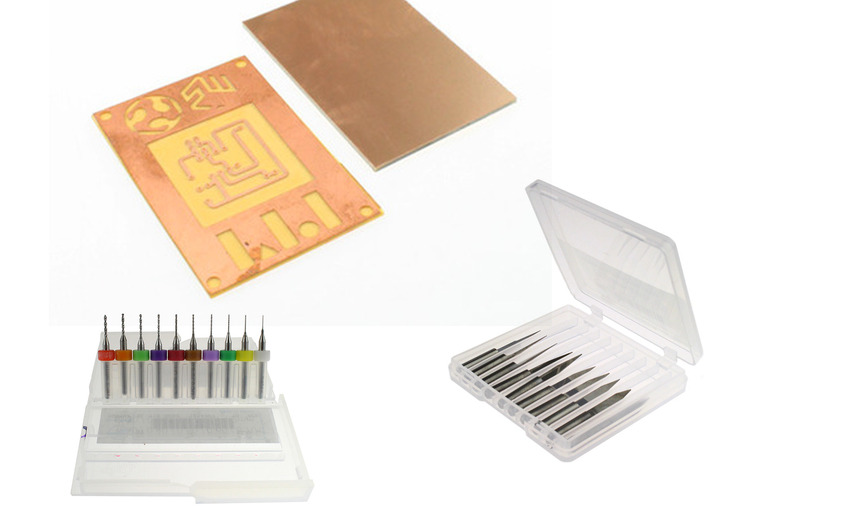 Circuit Board Milling Starter Kit