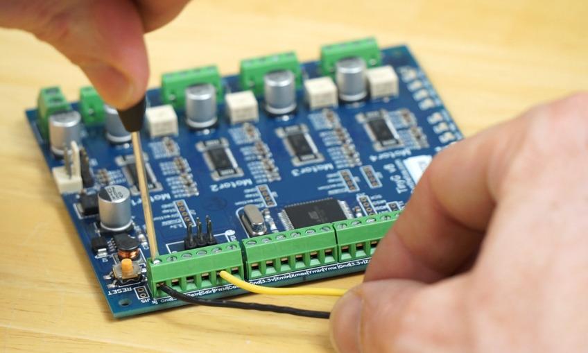 tiny g schematic – comvt, Wiring schematic