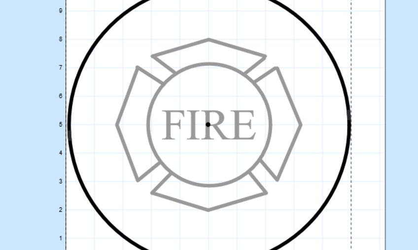 1528509360 firefighter clock