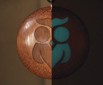 1604390435 pendant glows wood resin 2
