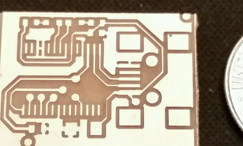 PCB Milling on X-Carve