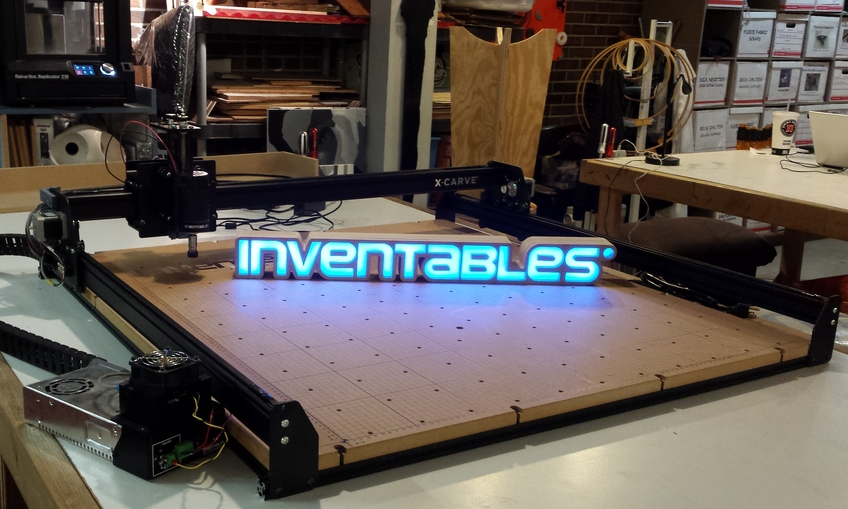 Building an Illuminated Sign