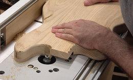 Guitar build 10