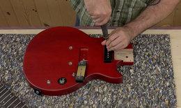 Guitar build 01
