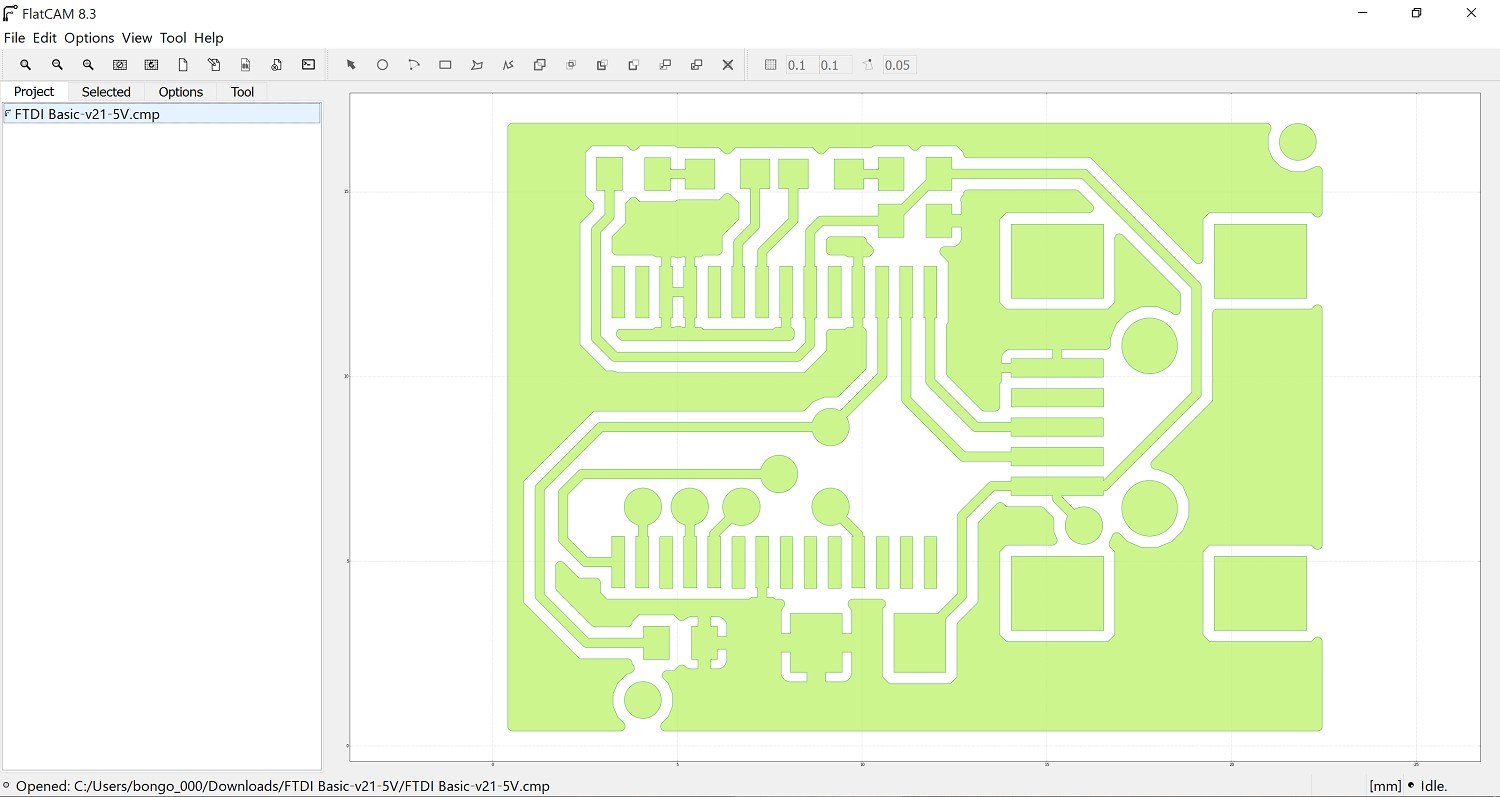Pcb Milling On X Carve For A Minute Say You Have To Create Circuit Board Of Some Sort The Numbers Here Are Really Just Starting Point And They Will Likely Need Adjustment Based Your Situation