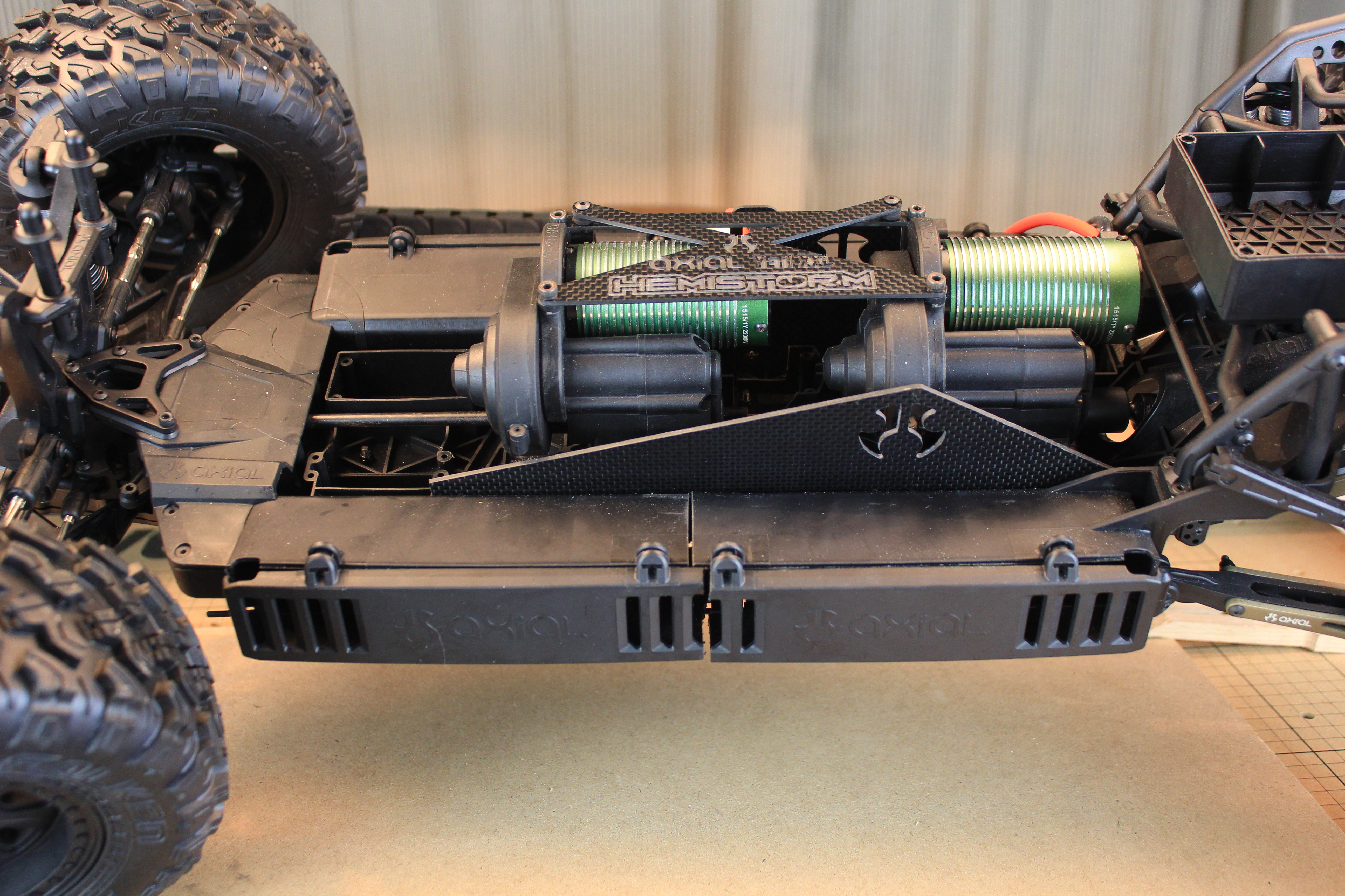 Custom Rc Car Parts Electronics Project How To Make A Remote Control Img 7523