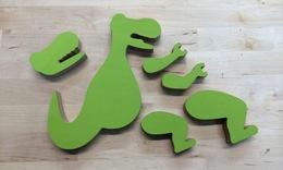 Dino parts
