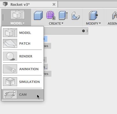 Toy Rocket: Engraving