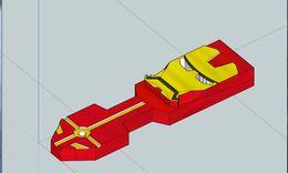 Ironman8 sketchup model2
