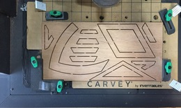 2 carve cherry