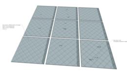 01 acrylic panels