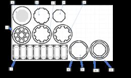 Octagonal box instructions