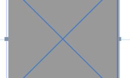 1x1 x pattern