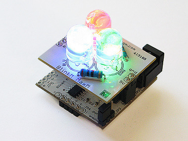 Extremely Bright Smart LEDs - BlinkM MaxM