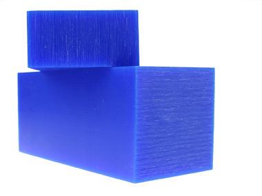 "2/"" x 4/"" x 8/"" Block Machinable Wax"