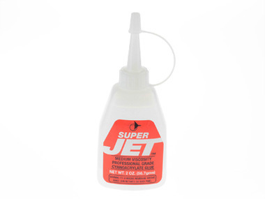 Quick Bonding Super Glue - SUPER JET
