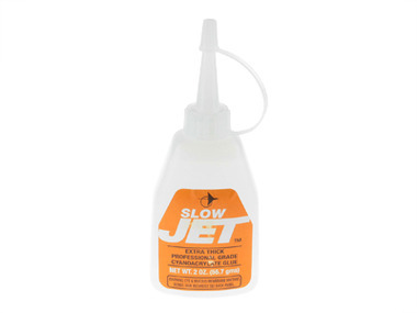 Slow Bonding Extra Strength Glue - SLOW JET™