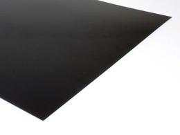 Black anodized aluminum