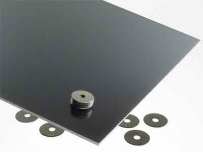 Slate Grey Mirrored Acrylic Sheet