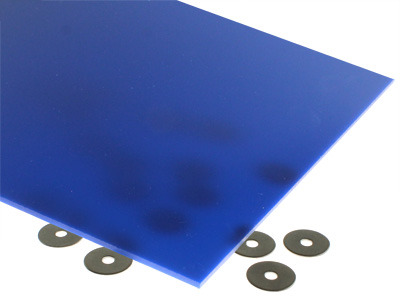 Blue Acrylic Sheet