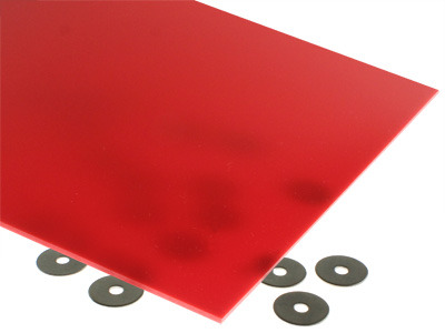 Red Acrylic Sheet