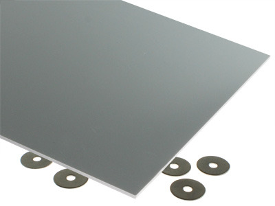 Grey Acrylic Sheet