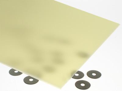 Translucent Ivory Acrylic Sheet