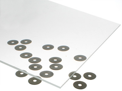 Inventables Clear Acrylic Sheet