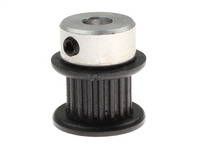 Plastic MXL Pulley - Dual Flange