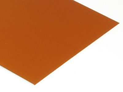 Orange Anodized Aluminum Sheets