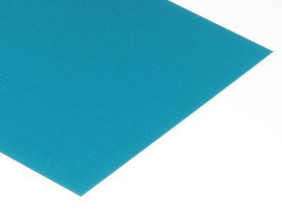 Turquoise Anodized Aluminum Sheets