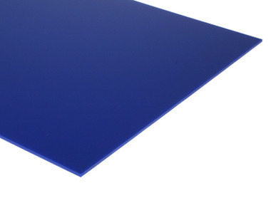 Blue Anodized Aluminum Sheets