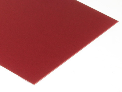 Red Anodized Aluminum Sheets