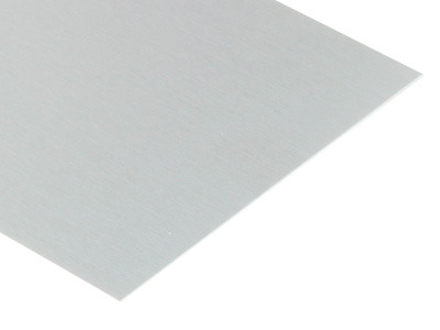 Silver Anodized Aluminum Sheets