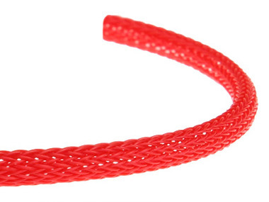 Red Expandable Sleeving