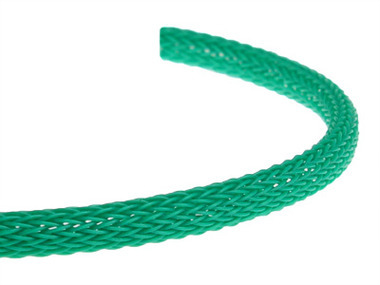 Green Expandable Sleeving