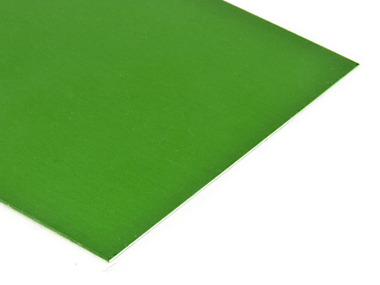 Green Anodized Aluminum Sheets