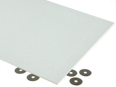 White ABS Plastic Sheet