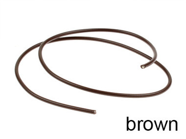 Brown Hookup WIre