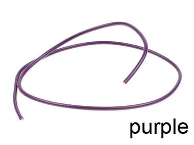 Purple Hookup Wire