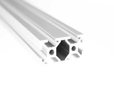 Aluminum Extrusion (20mm x 40mm) - Clear